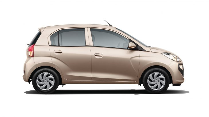 Hyundai Santro 2018 Safety Features