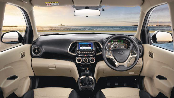 Hyundai Santro 2018 Interior