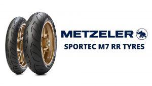 Metzeler Sportec M7 RR Tyres