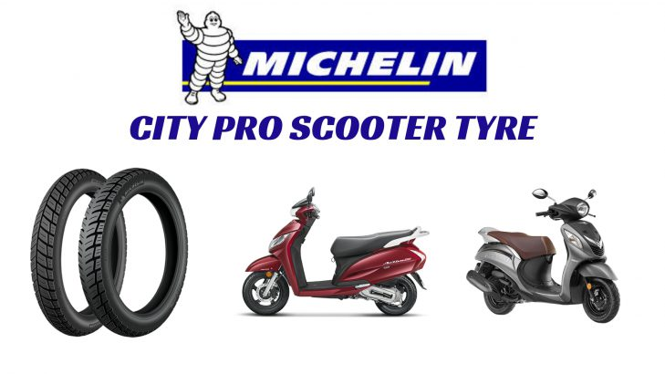 Michelin City Pro Scooter Tyre