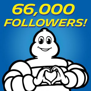 Michelin Tyres Twitter Handle Gains 66000 Followers