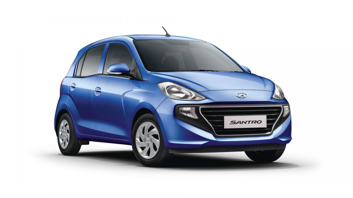 New Hyundai Santro top 10 facts