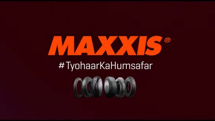 1 Million Viewers Adopted Maxxis Tyres As The #TyohaarKaHumsafar This Diwali