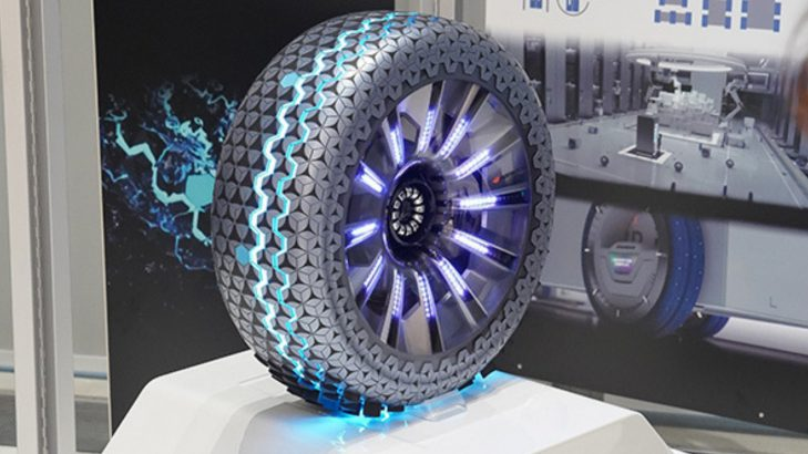 Hankook Showcases Concept Tyres At Essen Motor Show 2018