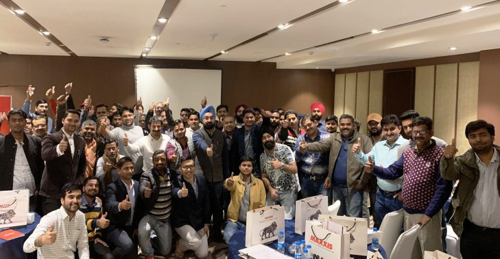 Maxxis Tyres Dealers Meet Lucknow