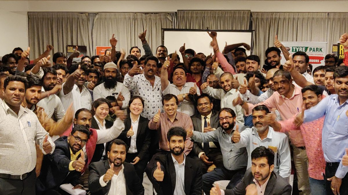 Maxxis India dealers meet in Bangalore