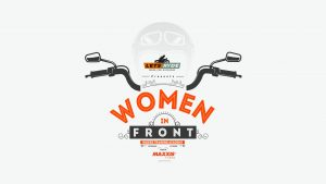 Maxxis Tyres LetsRyde Women In Front