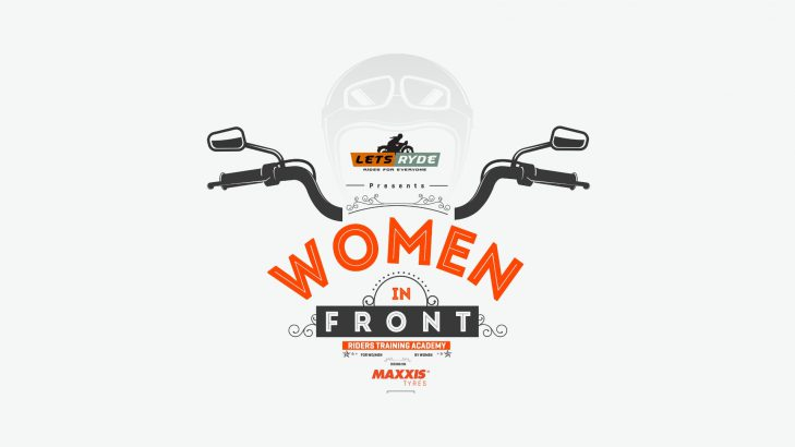 Maxxis Tyres And Lets Ryde Launch 'Women In Front' Initiative For Women Riders