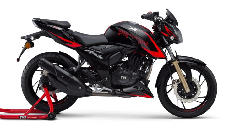 TVS Apache 200 4V Race Edition 2.0