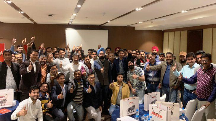 Maxxis Conducts Dealers Meet In Lucknow, Uttar Pradesh