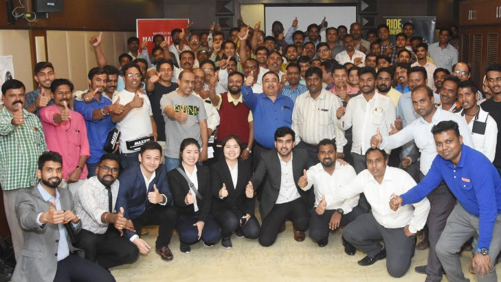 Maxxis Tyres Dealers Meet Hubli