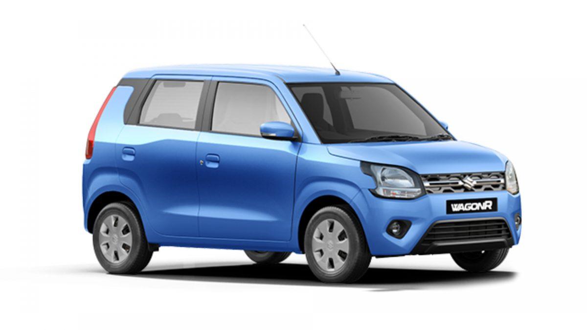 Maruti Wagon R 2019
