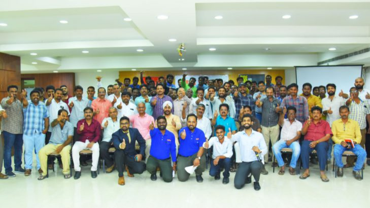 Maxxis Tyres Conducts Dealers' Meet in Vijayawada