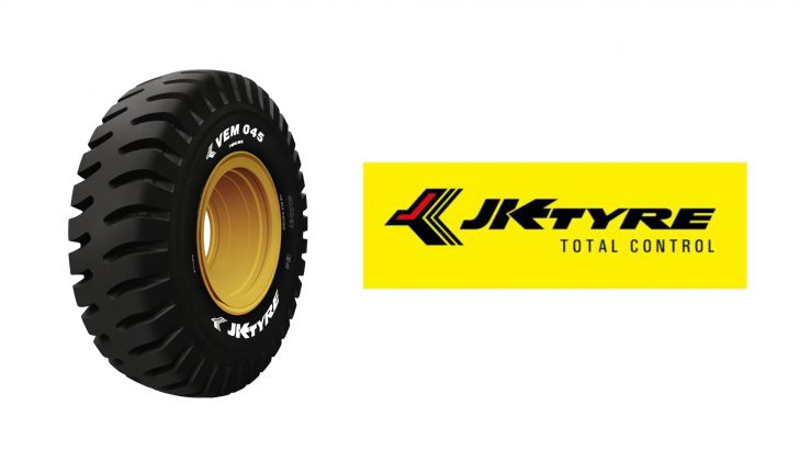 JK Tyre Marks Its Entry In The Limca Book Of Records With India's Largest Off-Road Tyre