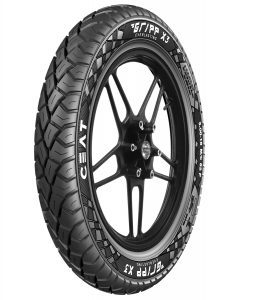 New CEAT Gripp Motorcycle Tyres