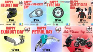 Tyremarket.com Throttle Celebrate Valentine Week