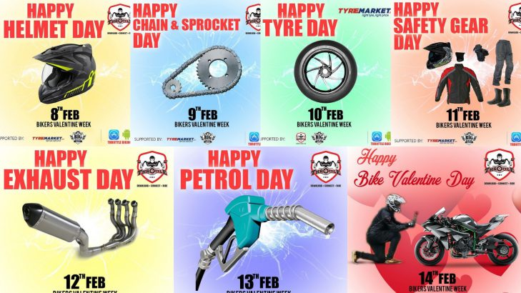 Tyremarket.com & Throttle Choose Out Of The Box Way To Celebrate Valentine Week!