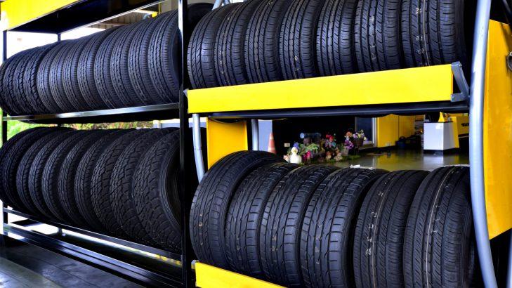 Tyre Shelf Life