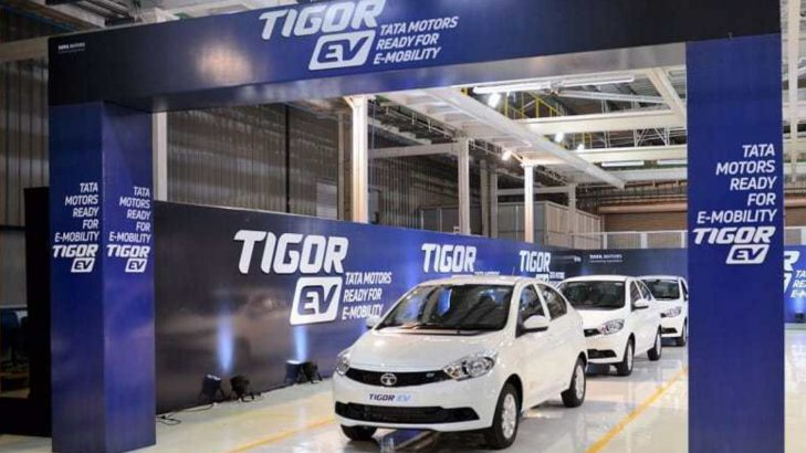 Tata Tigor Electric Launch