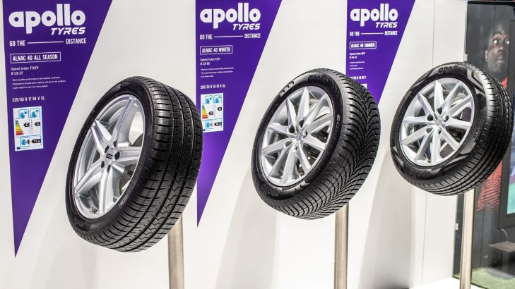 Apollo Tyres Witnesses Loss Of 66.41% In Q4 2018-19