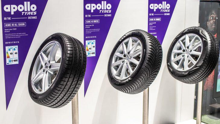 Apollo Tyres Face Loss 66.41