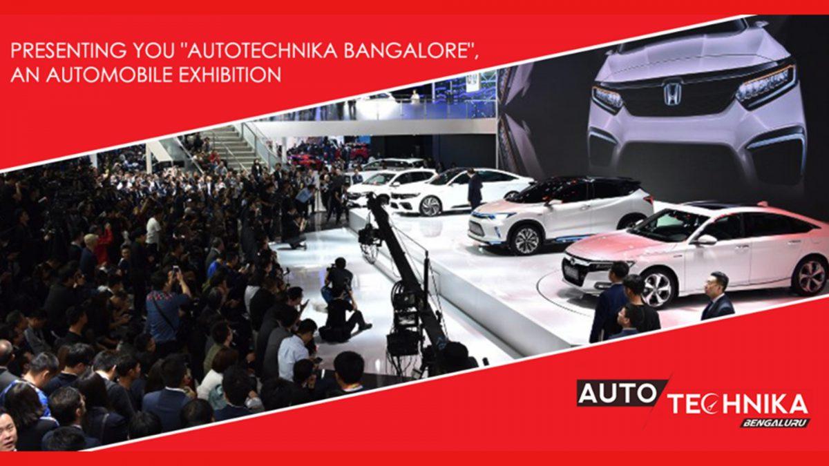 AutoTechnika 2019 Starts Tomorrow At Bengaluru Exhibition Centre