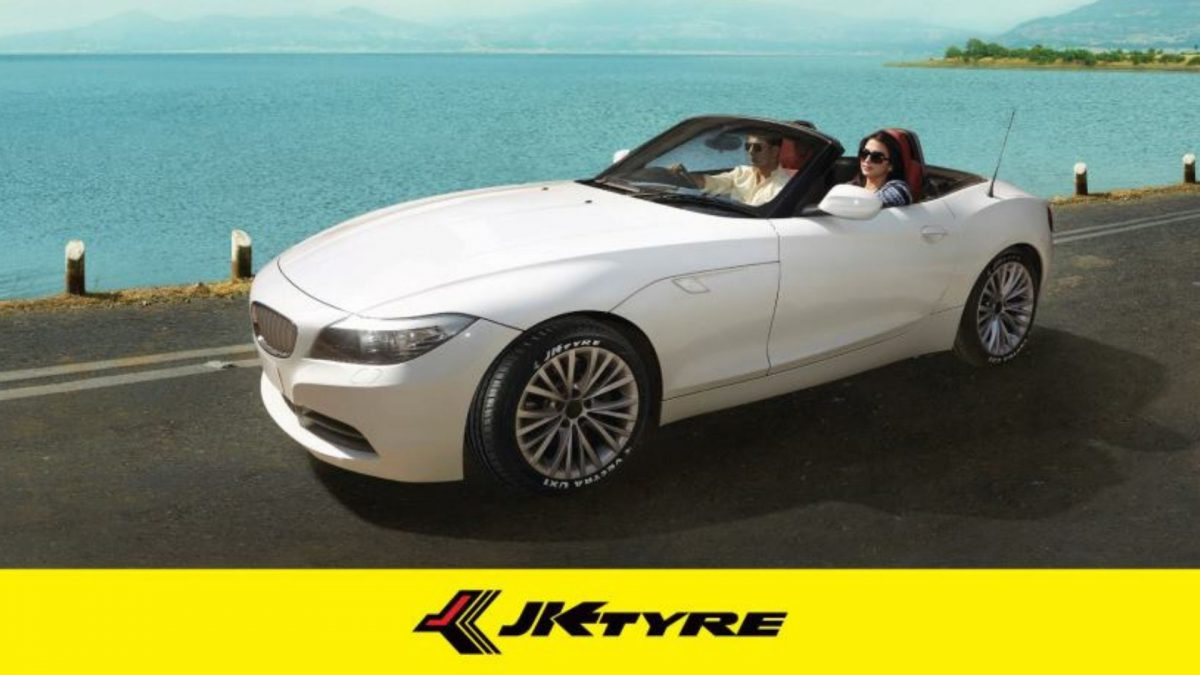 JK Tyre News