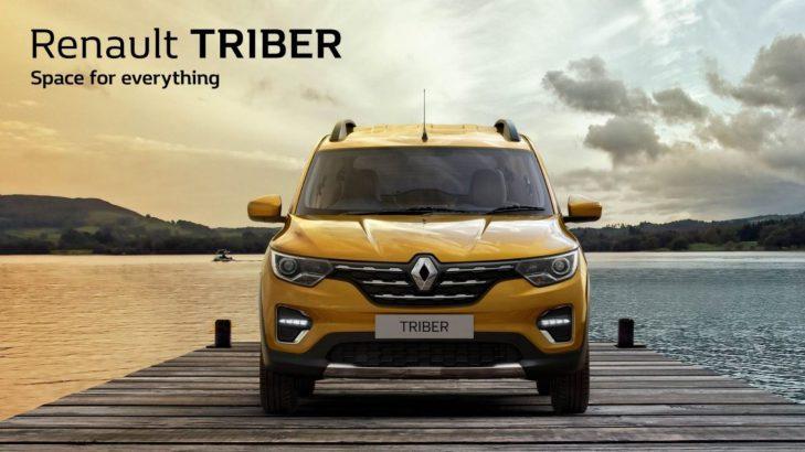 Renault Triber CEAT Tyres