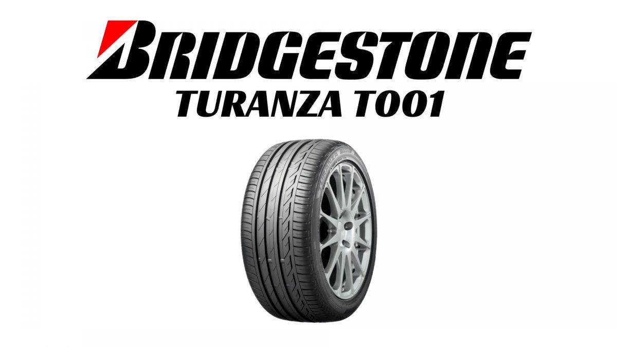 Bridgestone Turanza T001 Tyre