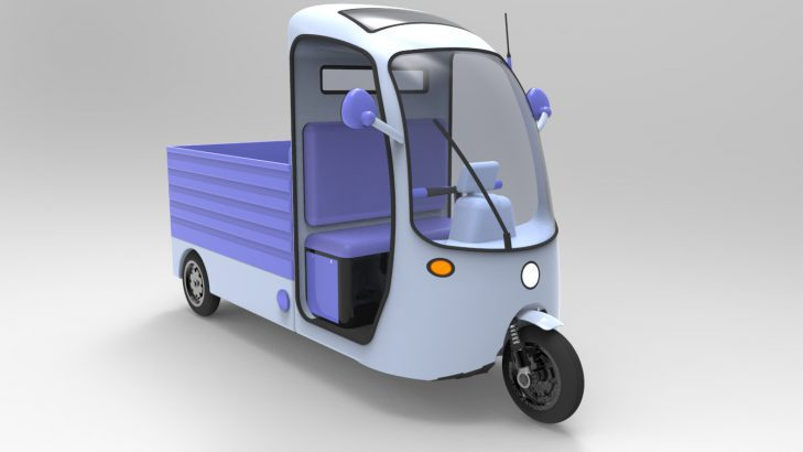 Euler Motors To Launch Electric Three-wheeler Light Commercial Cargo Vehicles By Early 2020