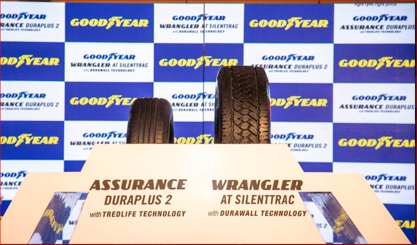 Goodyear Introduces Assurance DuraPlus 2 and Wrangler AT SilentTrac for Cars and SUVs Respectively
