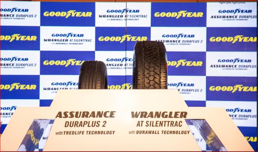 Goodyear Introduces Assurance DuraPlus-2 and Wrangler