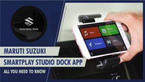 Maruti Suzuki Smartplay App