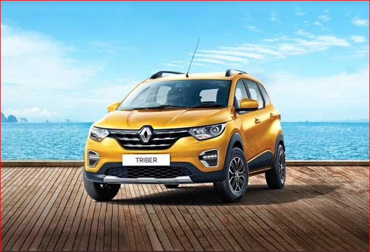 Renault Triber New Car Launch in India-2019