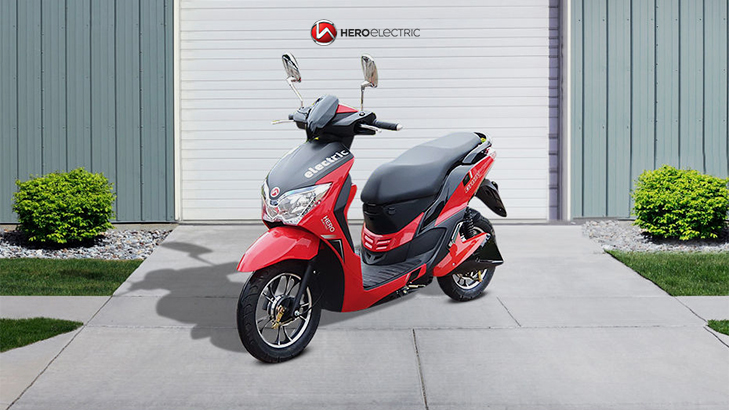 The All New Hero Dash Electric Scooter Is Finally Here