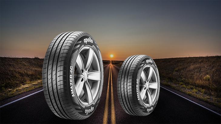 Apollo Amazer 4G Life Tyre Review