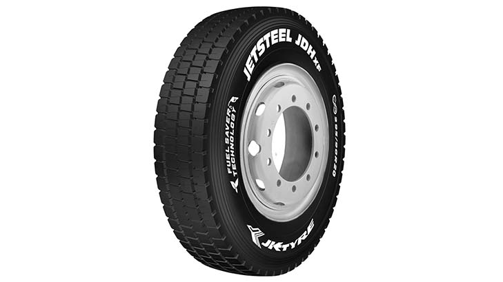 JK Tyre Launches XF Series Fuel-Efficient Radial Tyres in India