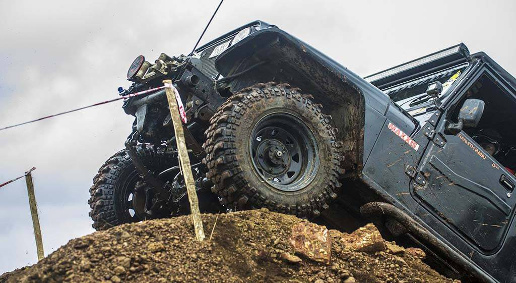 Master The Art of Off-Roading