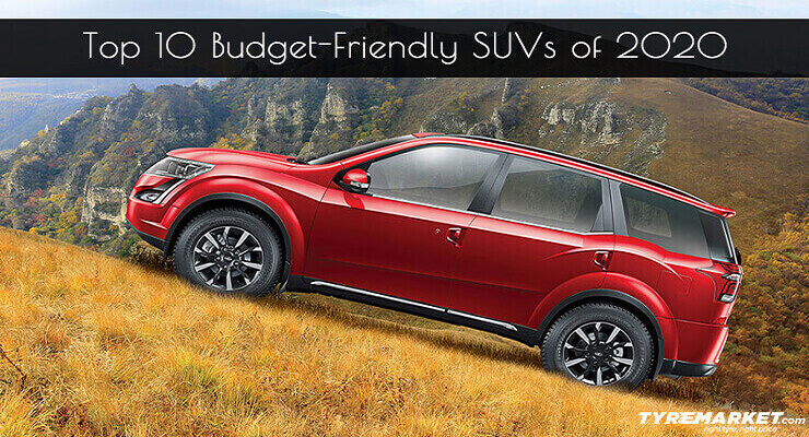 Top 10 Budget Friendly SUV Cars in India for 2020