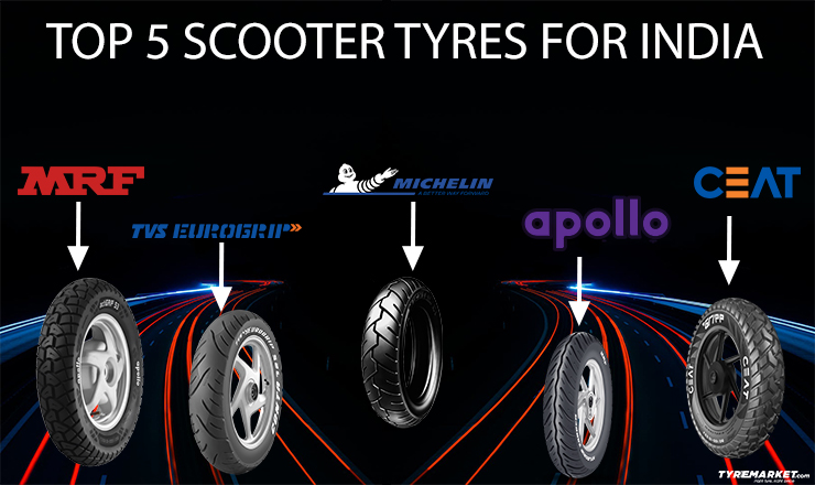 Top 5 Scooter Tyre Patterns in India