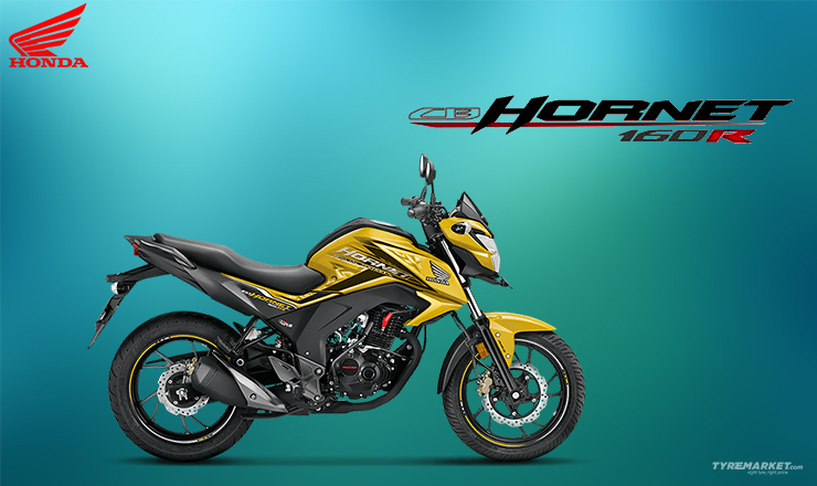 Honda CB Hornet Tyre Price, Review, Pressure, Size, & Performance