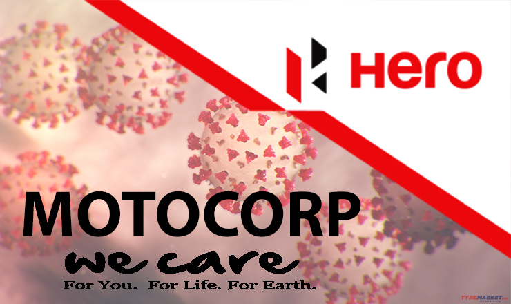 Hero MotoCorp Increases COVID-19 Relief Efforts