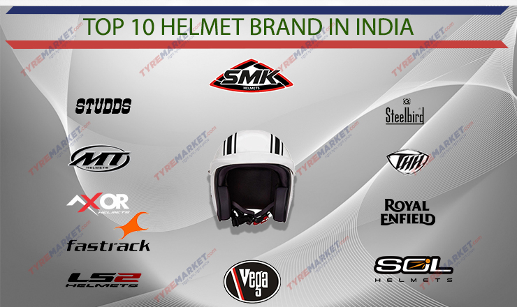 Top 10 Helmet Brands for Two-Wheelers in India