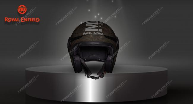 Royal-Enfield helmet