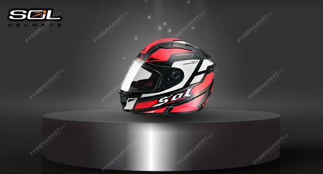 SOL bike helmet