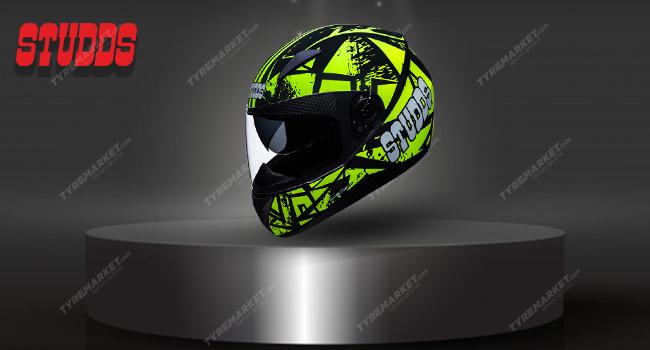 steelbird Studds helmet