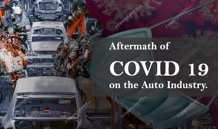 Aftermath of COVID-19 on the Auto Industry