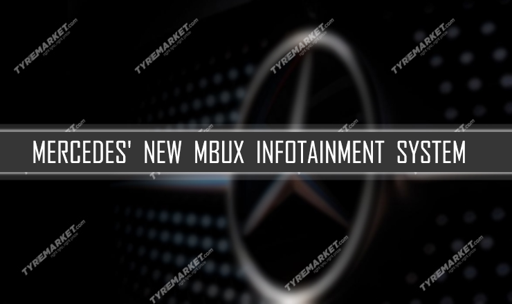 Mercedes-Benz' new MBUX infotainment system offers everything from 3D to AR.