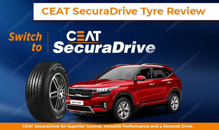 CEAT SecuraDrive Tyre Review – Better Grip, Performance & Comfort Driving