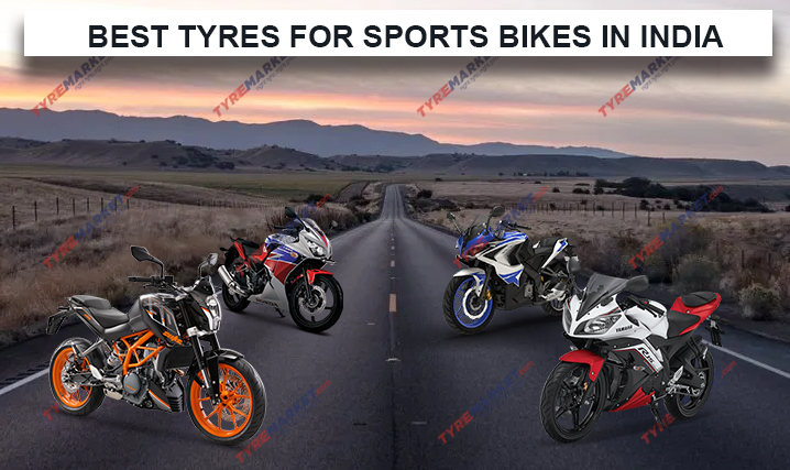 Best Tyres For Sports Bikes in India